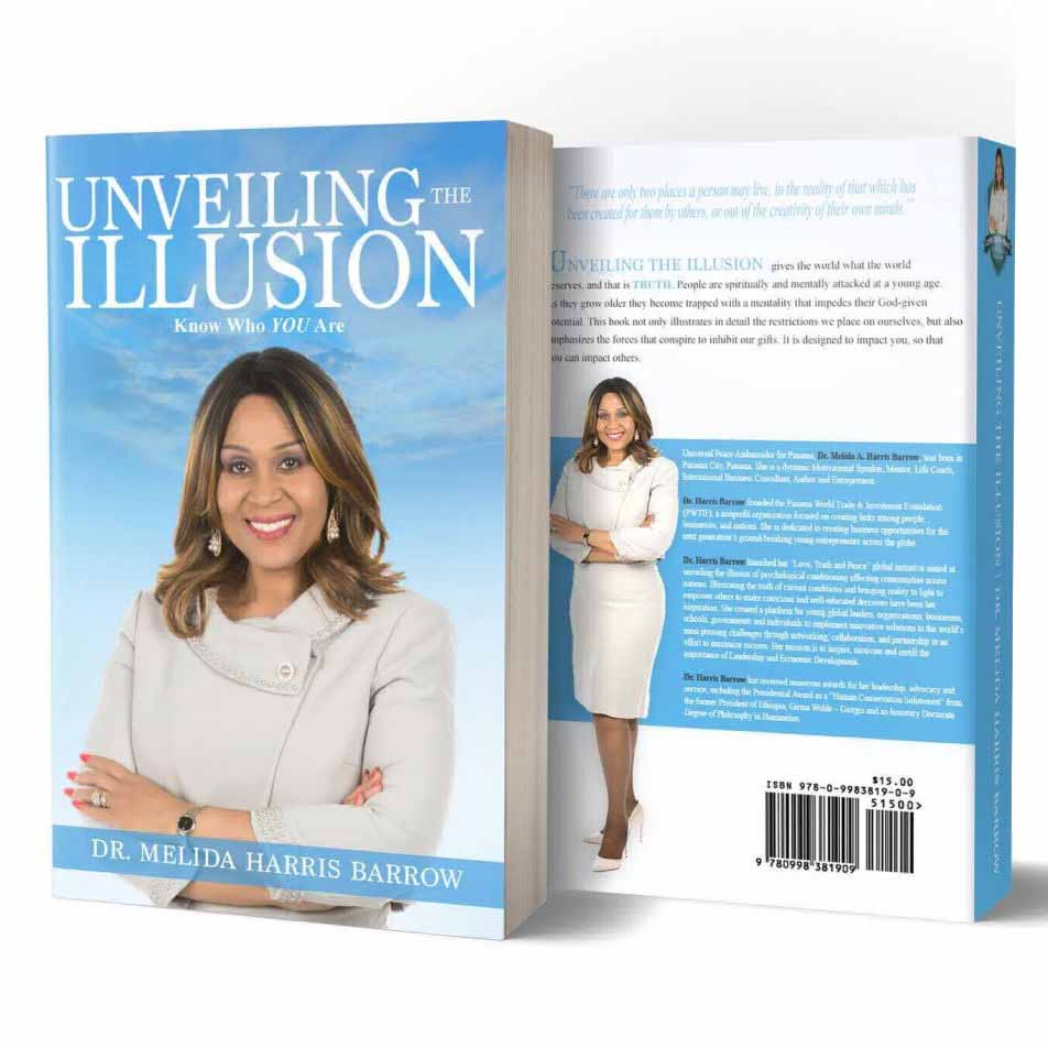 UNVEILING THE ILLUSION BOOK